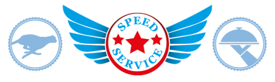 Speed and Service logo