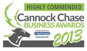 Cannock Chase Awards 2013