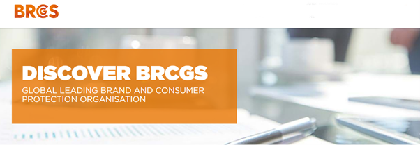 BRCGS Banner