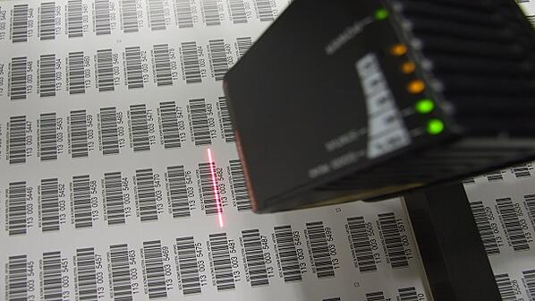 Library Barcode Labels 609 x 342