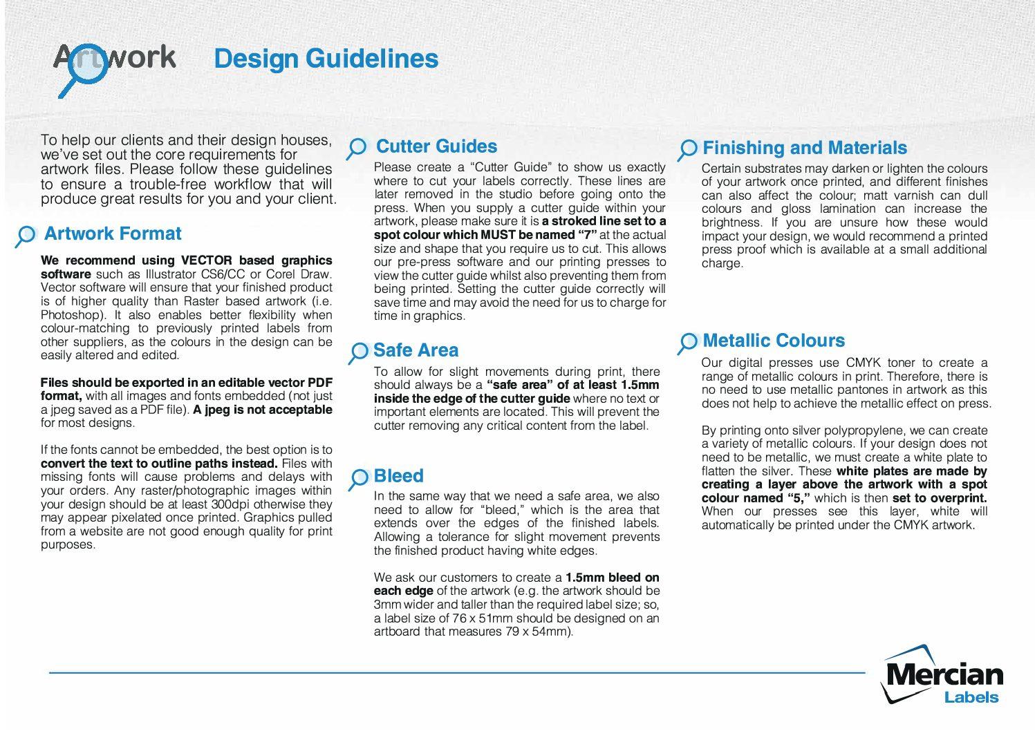 Design Guidelines V1 pdf