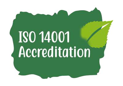 ISO 14001 leaf