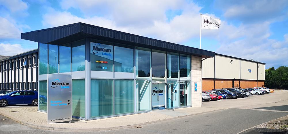 Mercian Labels factory 2019